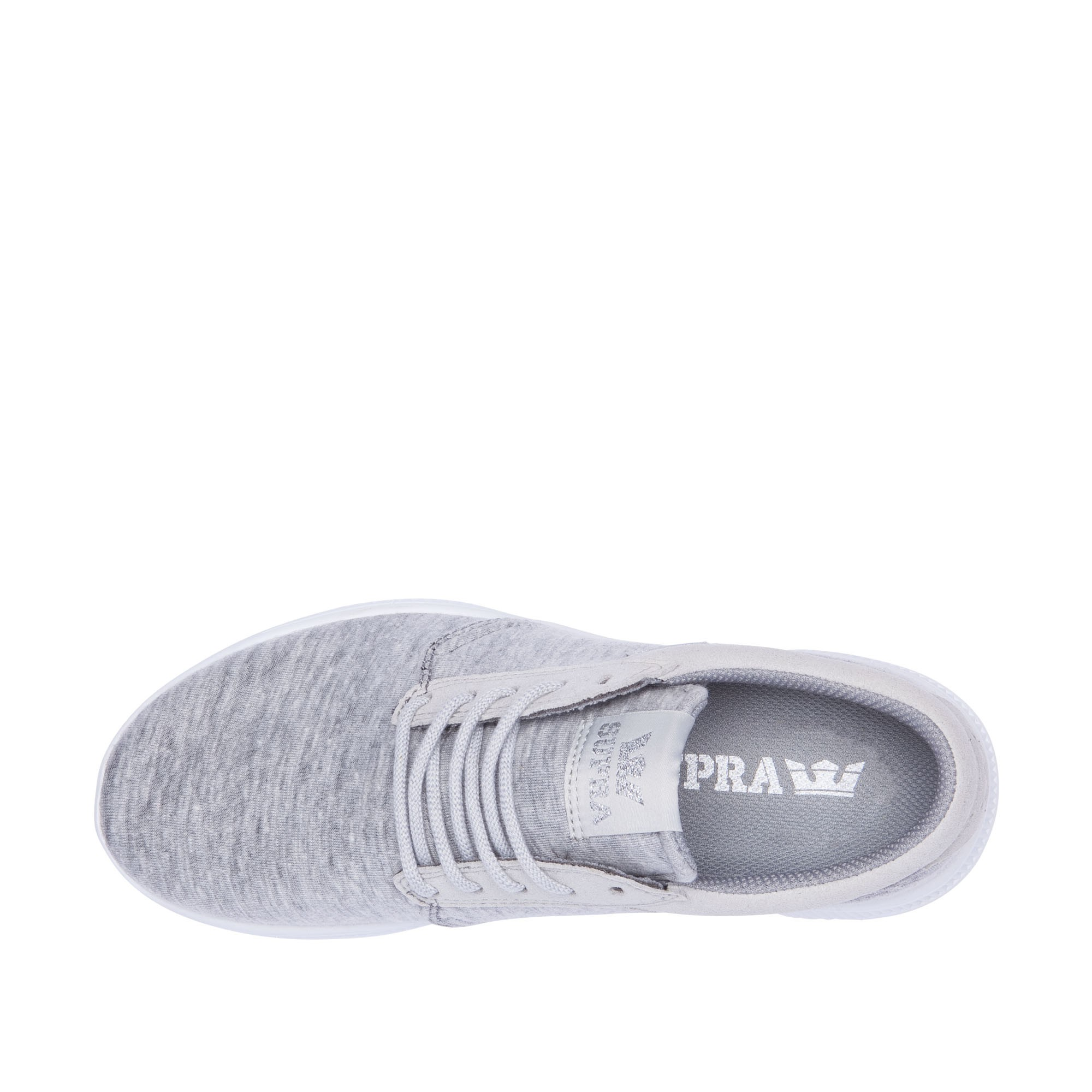 Run Blanco Zapatillas Supra Hammer Grey qwUxp4fa