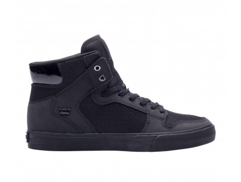 Chaussures SUPRA STACKS II Washed black white