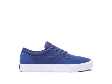 Chaussures SUPRA CHINO Blue white