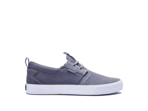 Chaussures SUPRA FLOW Grey white
