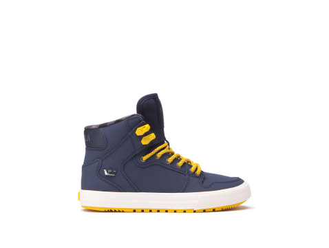 Chaussures SUPRA KIDS VAIDER CW outerspace goldenrod 58043-469-M