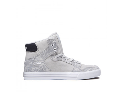 chaussures supra vaider cool grey white 08205-016-m