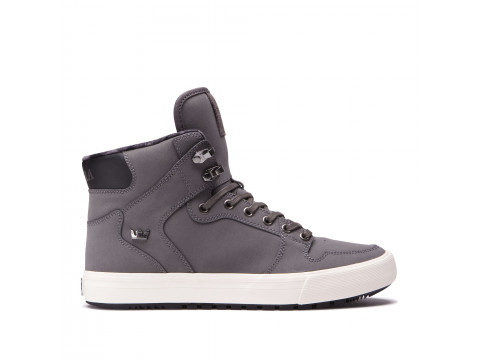Chaussures SUPRA VAIDER CW charcoal white 08043-036-M