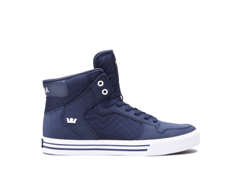 chaussures supra vaider midnight white 08009-444-m