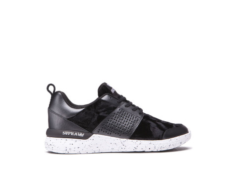 SUPRA WOMENS SCISSOR black white 98027-003-M