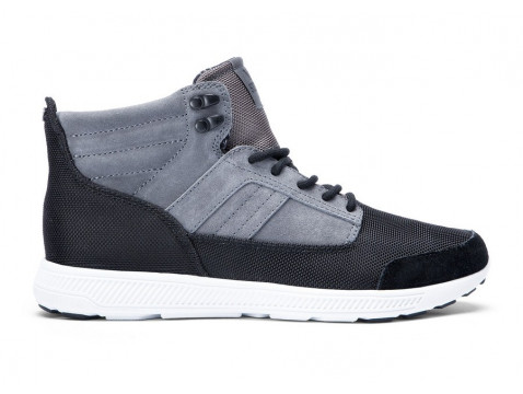 Supra BANDITO grey black white