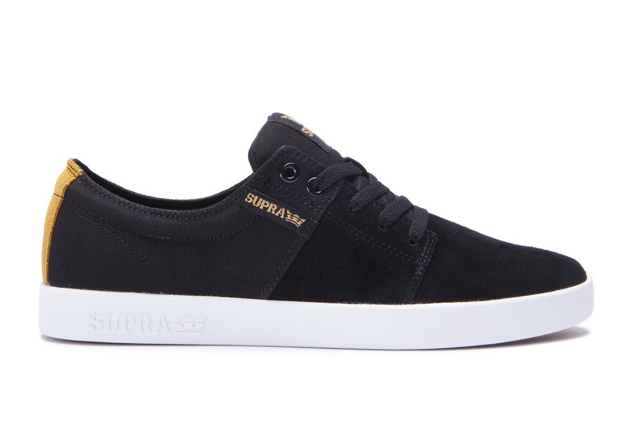 Basket Supra STACKS 2 Noir Noir