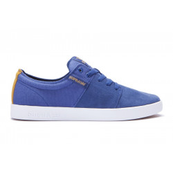 Chaussures Supra Stacks II blue wht