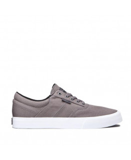 Chaussures SUPRA COBALT grey white_05663-035-M front