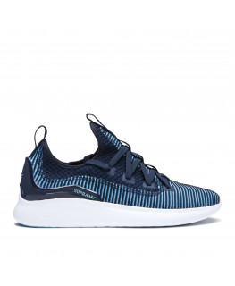 Chaussures SUPRA FACTOR navy topaz white_05895-445-M front