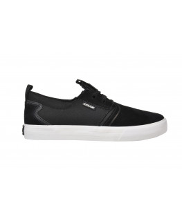 Chaussures Supra Flow black white