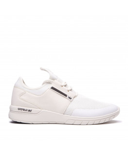 chaussures supra flow run off white off white 08021-125-m