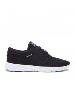 Chaussures SUPRA HAMMER RUN black white 98038-002-M