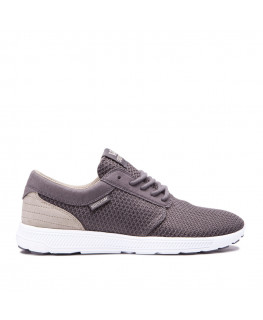 SUPRA HAMMER RUN charcoal white