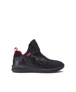 Chaussures SUPRA KIDS METHOD black black 58022-001-M