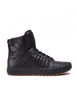 Chaussures SUPRA SKYTOP CW black black gum_05901-073-M front