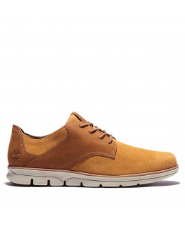 Chaussures TIMBERLAND BRADSTREET OXFORD medium brown nubuck