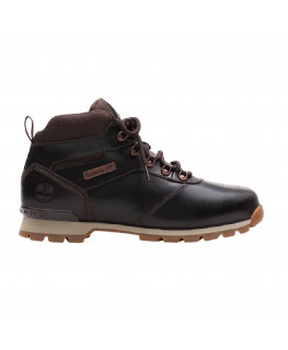 Chaussures TIMBERLAND SPLITROCK MID HIKER dk brown full grain_TB0A21KE544 front