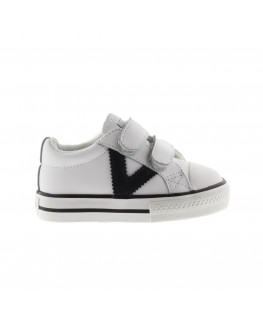Chaussures VICTORIA TRIBU CONTRASTE blanco_1065162 front