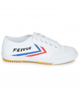 Chaussures FEIYUE FE LO CLASSIC white blue red_F20005W_1