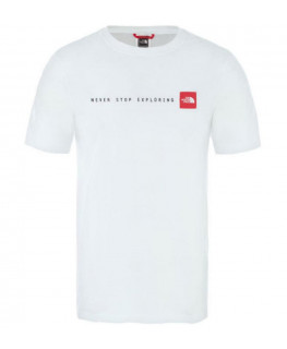 m  SS nse tee tnfwhite tnfred tnf white tnf red_nf0a2tx4lb11_1
