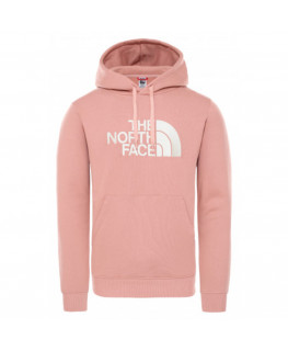 sweat-à-capuche-the-north-face-men's-drew-peak-pullover-hoodie-eu-pink-clay-vintage-white-nf00ahjyvw01_FACE