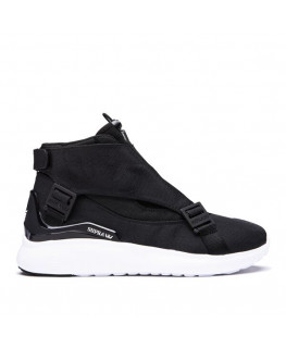 Chaussures SUPRA FACTOR ENDURE black dk grey white_06374-042-M front