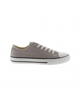 Chaussures FEMME VICTORIA TRIBU LONA gris_06550 front