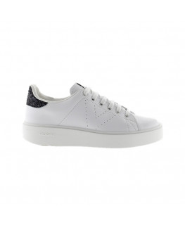 Chaussures FEMME VICTORIA UTOPIA DEPORTIVO PIEL blanco_1260100 front