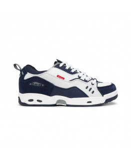 CHAUSSURES GLOBE CT IV CLASSIC White Blue_GBCTIVC front