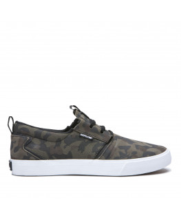 Chaussures SUPRA FLOW camo white_08325-360-M front
