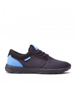 chaussures supra hammer run black royal 08128-083-m