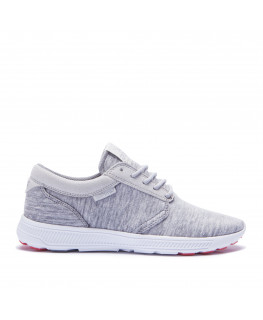 Chaussures SUPRA HAMMER RUN grey white 98038-157-M