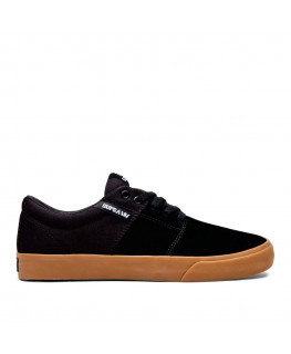 Chaussures Supra Stacks Vulc II black gum