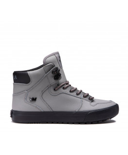 Chaussures SUPRA VAIDER CW charcoal black_08043-031-M front