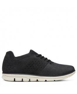 chaussures-timberland-bradstreet leather fabric ox-black nubuck-tb0a21e6015_FACE