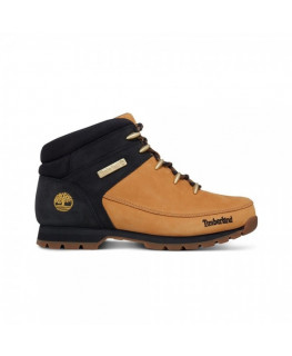 chaussures-timberland-euro-sprint-mid-hiker-wheat-nubuck-w-black front