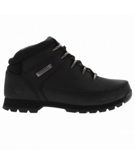 Chaussures TIMBERLAND EURO SPRINT MID HIKER black full grain_TB0A2DUH001 front