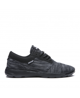 Chaussures SUPRA HAMMER RUN multi black_08128-985-M front