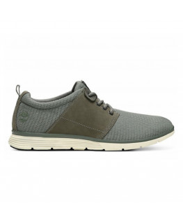 Chaussures TIMBERLAND KILLINGTON LEATHER FABRIC OX medium grey mesh